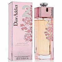 Туалетная вода Christian Dior Addict 2 Summer Peonies 100ml (лицензия)