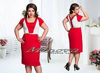 Платье женское, ткань микродайвинг. Размеры 50,52,54,56,58,60 . В наличии 3 цвета
