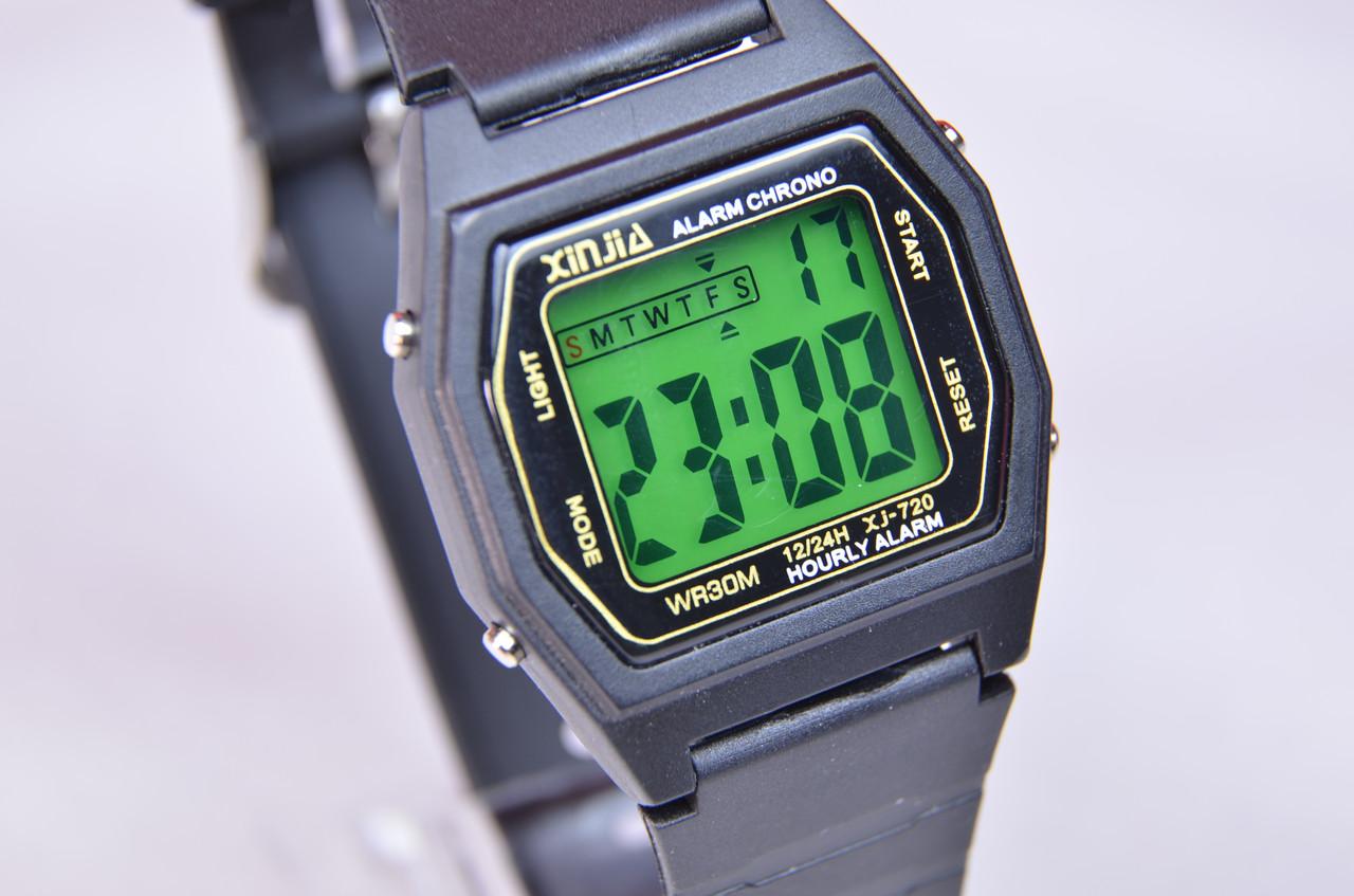 Водонепроницаемые часы casio xj