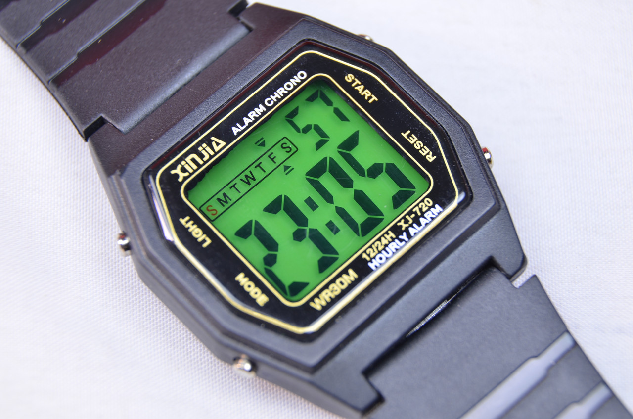 """Наручные водостойкие часы Xinjia XJ-720 sport watch - интернет- магазин """"watchmaker"""" в Николаеве"""