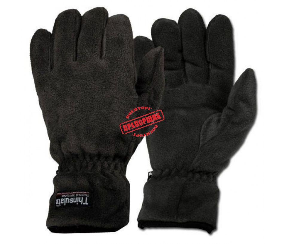 Зимние флисовые перчатки Thinsulate