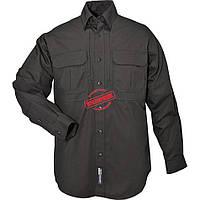 Рубашка 5.11 Tactical Shirt TDU Rip-Stop Black