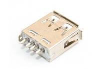 Разъем USB 2.0 single (13х5х15мм)