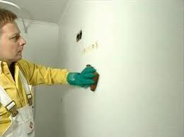 Дефектовка стен