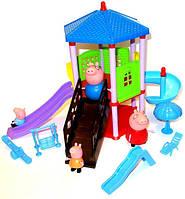 Игровой набор Свинка Пеппа в парке развлечений РР 6044