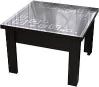 Стол-трансформер с декоративной столешницей