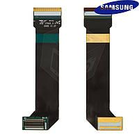 Шлейф для Samsung J700G / J700i, межплатный, с компонентами, оригинал