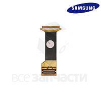 Шлейф для Samsung U600 / U600B / U600G, межплатный, с компонентами, оригинал