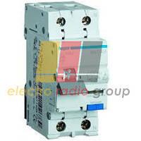 Диференційний автоматичний вимикач 1+N, 16A, 30 mA, C, 4,5 KA, AС, 2м