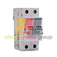 Автоматичний вимикач In=50A, 2п, С, 6 кА, 2м