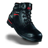 Ботинки кожаные мужские, МАКСОЛЬ 1,0 FXH