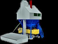 Зерноочистительный комплекс ЗАВ-10 (типовой проект)