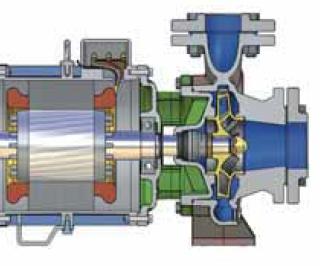 насос CS50-200A