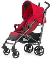 Прогулочная коляска Chicco Lite Way Top Red с бампером 79328.70 Red  2016 года