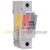 Автоматичний вимикач In=63A, 1п, С, 6 кА, 1м
