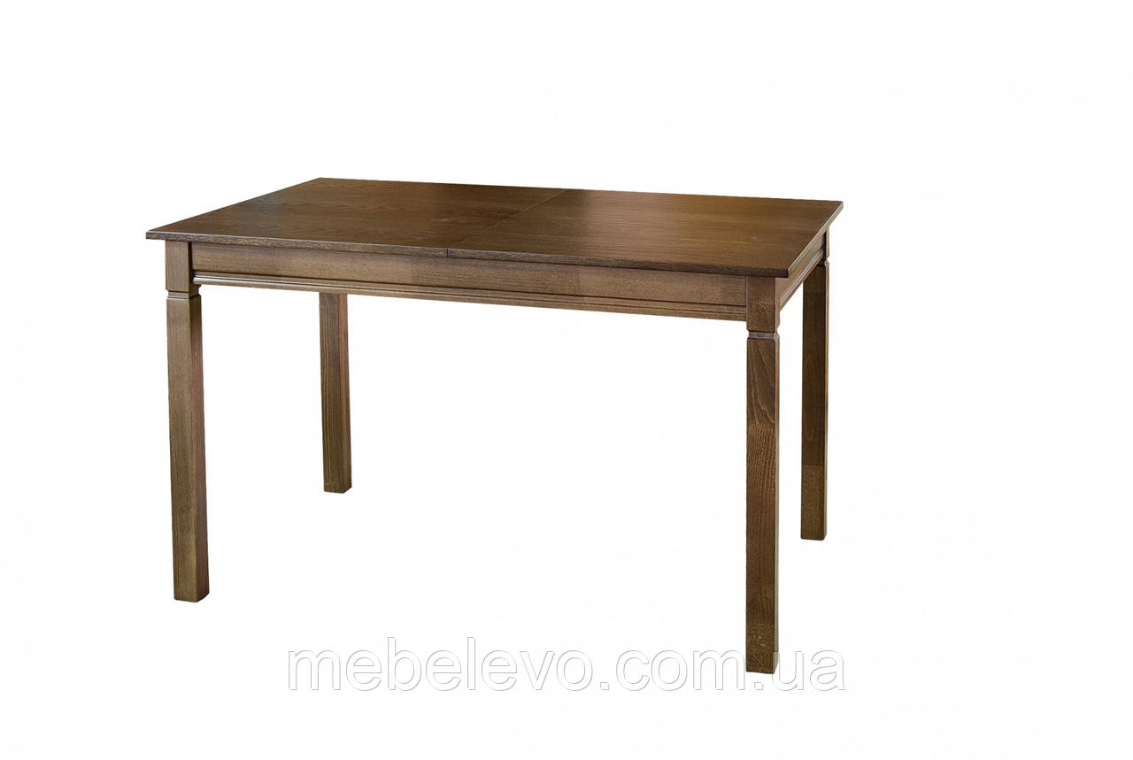 Стол обеденный Карпаты раскладной 740х1200х800мм    Мебель-Сервис