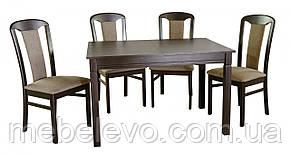 Стол обеденный Карпаты раскладной 740х1200х800мм    Мебель-Сервис, фото 2
