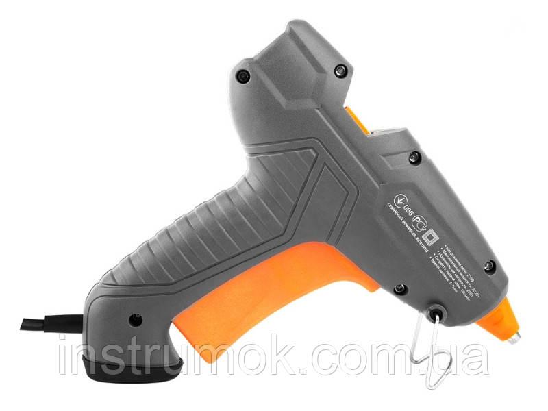Пистолет клеевой Энергомаш КП-24800 11 мм