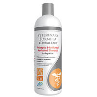 Veterinary Formula АНТИСЕПТИЧЕСКИЙ И ПРОТИВОГРИБКОВЫЙ Antiseptic&Antifungal Shampoo шампунь для собак и кошек