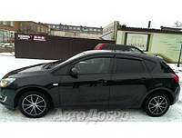 Ветровики на авто Opel Astra J Hb 2010-