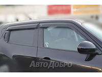 Ветровики на авто Nissan Juke (YF15) 2010-