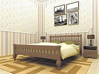 """Кровать деревянная двуспальная """"Престиж"""""""