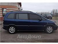 Ветровики на авто Opel Zafira A 2000-2005