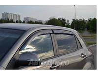 Ветровики на авто Ssang Yong Actyon 2010-