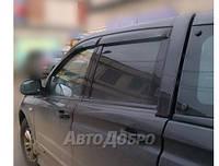 Ветровики на авто Ssang Yong Actyon Sports 2008-