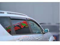 Ветровики на авто Ssang Yong Rexton I 2002-2007