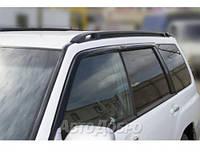 Ветровики на авто Subaru Forester I 1997-2002