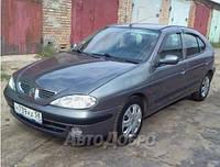 Ветровики на авто Renault Megane I Hb 5d 1995-2002