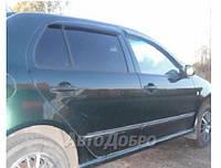 Ветровики на авто Skoda Fabia I Hb 2000-2007
