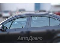 Ветровики на авто Skoda Octavia IV 2009- (А5)