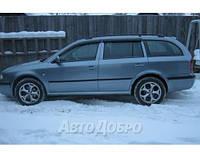 Ветровики на авто Skoda Octavia Tour II Wagon 1998-