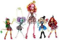 Куклы Монстер Хай Cерии (Monster High)