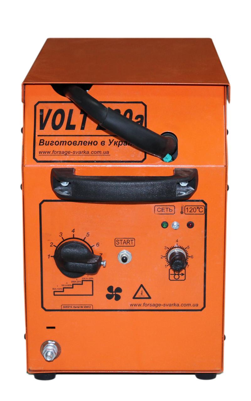Сварочный полуавтомат «VOLT 230А» (Forsage - Украина)