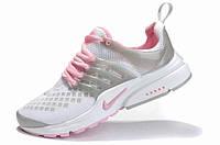 Женские кроссовки Nike Air Presto white-pink, фото 1