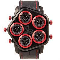 Дизайнерские часы Jacob & co  Global GL1 с 5 циферблатами