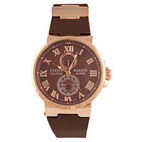 Наручные часы Ulysse Nardin Maxi Marine Chronometer Brown