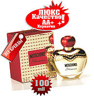 Moschino Glamour Хорватия Люкс качество АА++ парфюм Москино Гламур