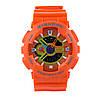Распродажа! Яркие спортивные часы Casio G-Shock ga-110 Оrange