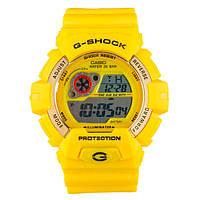 Распродажа! Мужские спортивные часы Casio G-Shock gw-8900 Yellow