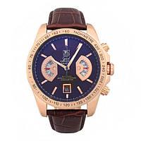Мужские наручные часы Tag Heuer Grand CARRERA Gold