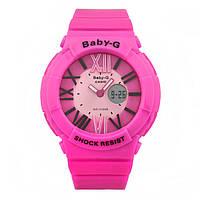 Женские спортивные часы Casio Baby-G BGA-160 Rose