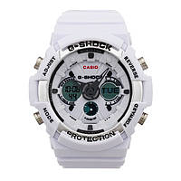 Распродажа! Спортивные мужские часы Casio G-Shock GA-200RG White
