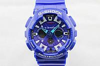 Распродажа! Спортивные мужские часы Casio G-Shock GA-200RG Blue