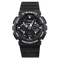 Распродажа! Мужские часы Casio G-Shock GA-200RG Black