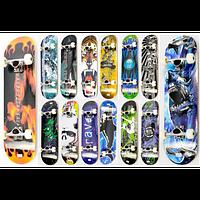 Скейт детский 877 / 466-619 А разные цвета