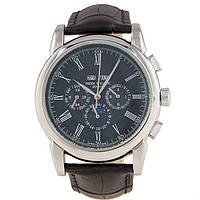 Мужские наручные часы Patek Philippe Grand Complications Perpetual Calendar Black, фото 1